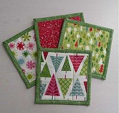 Úžitkový textil - Christmas Modern 1 - 3237702
