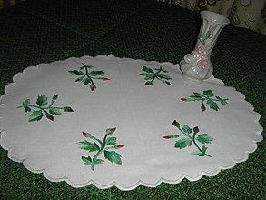 Úžitkový textil - dečka elypsa - 3238593