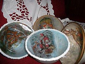 Dekorácie - Vianoce u babičky... - 3240151