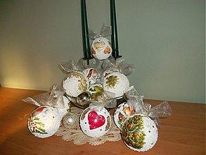 Dekorácie - Vianoce, Vianoce prichádzajú... - 3240193