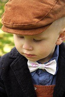 Detské doplnky - Detský motýlik - len tak na prechádzku... - 3242817