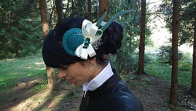 Ozdoby do vlasov - ...šípy, luk a kamizola... - 3246323