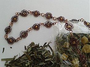 Náhrdelníky - Flower Chain 3 - 3248007