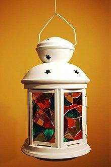 Svietidlá a sviečky - Gaudí lampášik - 3250855