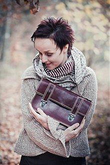 Kabelky - handmade-KERTAG®- street bag cuddle - 3254620