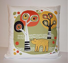 Úžitkový textil - medveď - 3255859