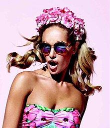 Ozdoby do vlasov - Power of Pink by Hogo Fogo - 3259017