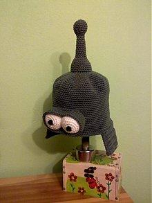 Čiapky - Bender - na objednavku - 3260544