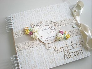 Papiernictvo - Svadobný album - 3260690
