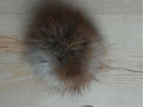 Suroviny - Bambulka veľká líška / skladom - 3260954