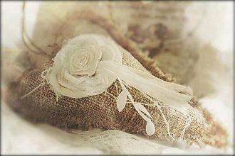 Dekorácie - Nostalgi heart - 3263070