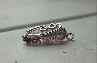 Náhrdelníky - Rose & Silver - 3264904