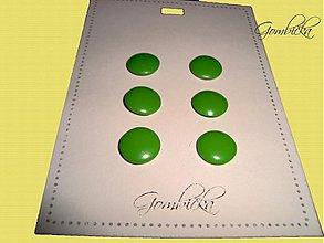 Drobnosti - .jarne zelené lentiločky - 3265815