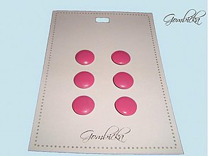 Drobnosti - .ružovučké lentiločky - 3265818