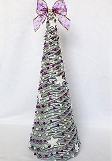 Dekorácie - Vianočný paper stromček - 3267019