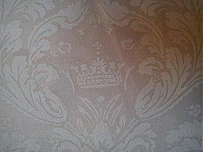 Textil - látka-korunkováááá - 326878