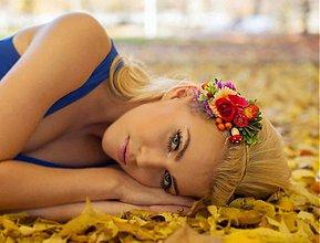 Ozdoby do vlasov - Farby by Hogo Fogo - 3268852