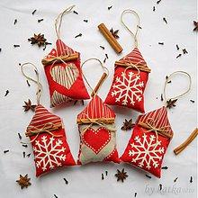 Dekorácie - Vianočné Chalúpky - 3268932