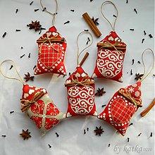 Dekorácie - Vianočné Chalúpky - 3268972