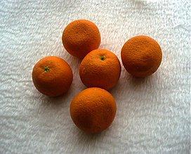 Polotovary - mandarinka - 3271426