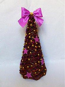 Dekorácie - Vianočný paper stromček - 3274527