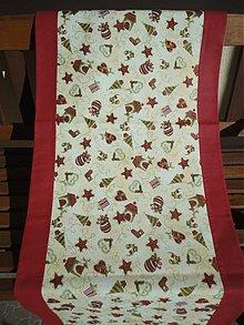 Úžitkový textil - Vianočná štóla - 3275929