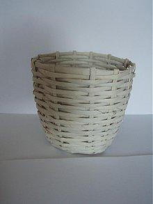 Košíky - Papierový košík - 3281190