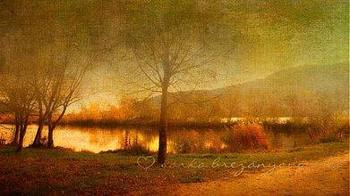 Obrazy - JESENNÁ POÉZIA fotoplátno 70x50 cm - 3281502