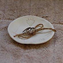 Prstene - tanierik na obrúčky - 3286266