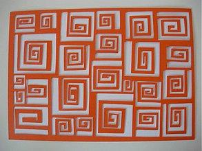 Obrazy - Kúsok geometrie - 328766