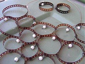 Sady šperkov - Filmová stár.....(sada) - 32939