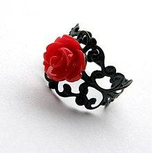 Prstene - gothic love - 3300716