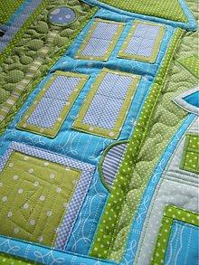 Úžitkový textil - Krajina...:) - 3302431