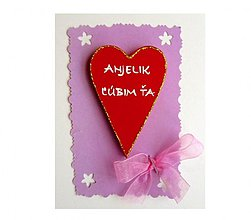 Magnetky - ...valentínka... - 330281