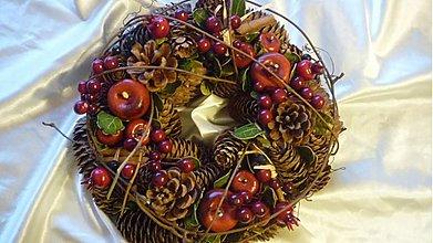 - Tradičný venček vianočný - 3302986