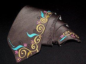 Doplnky - Ornamenty vo farbách - 3304609