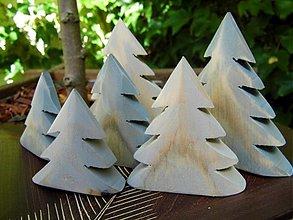 Dekorácie - Vianočný  stromček; VEĽKÝ - 3308596