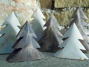 Dekorácie - Vianočný  stromček; VEĽKÝ - 3308597