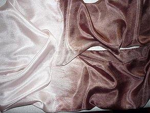 Šatky - Hnedý šál - 330891