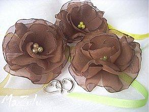 Náramky - svadobné náramky pre družičky - 3309210