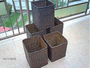 Košíky - Sada košov - NATAŠA - 3309770