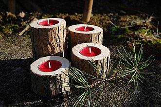 Svietidlá a sviečky - ADVENTNÉ SVIETNIKY- Christmas - 3315020