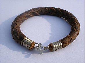 Šperky - Hnedý hrubý - 3321767