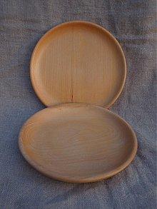 Nádoby - bukové taniere na halušky - 3325405