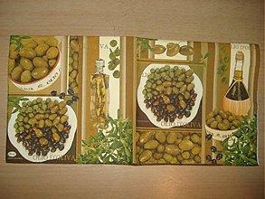 Papier - olivy - 3326232