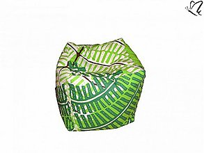 Úžitkový textil - _HOPA a papraď - 3331295