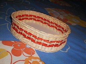 Košíky - Červené Vianoce - 3337558