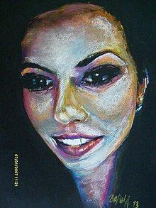 Obrazy - portrety - 3338924