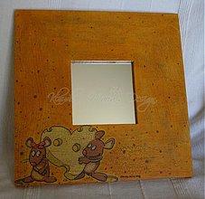 Zrkadlá - zrkadlo myšky - SKLADOM - 3344186