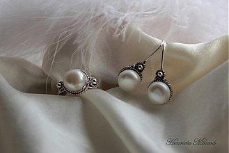 Sady šperkov - súprava perlová - 3348685